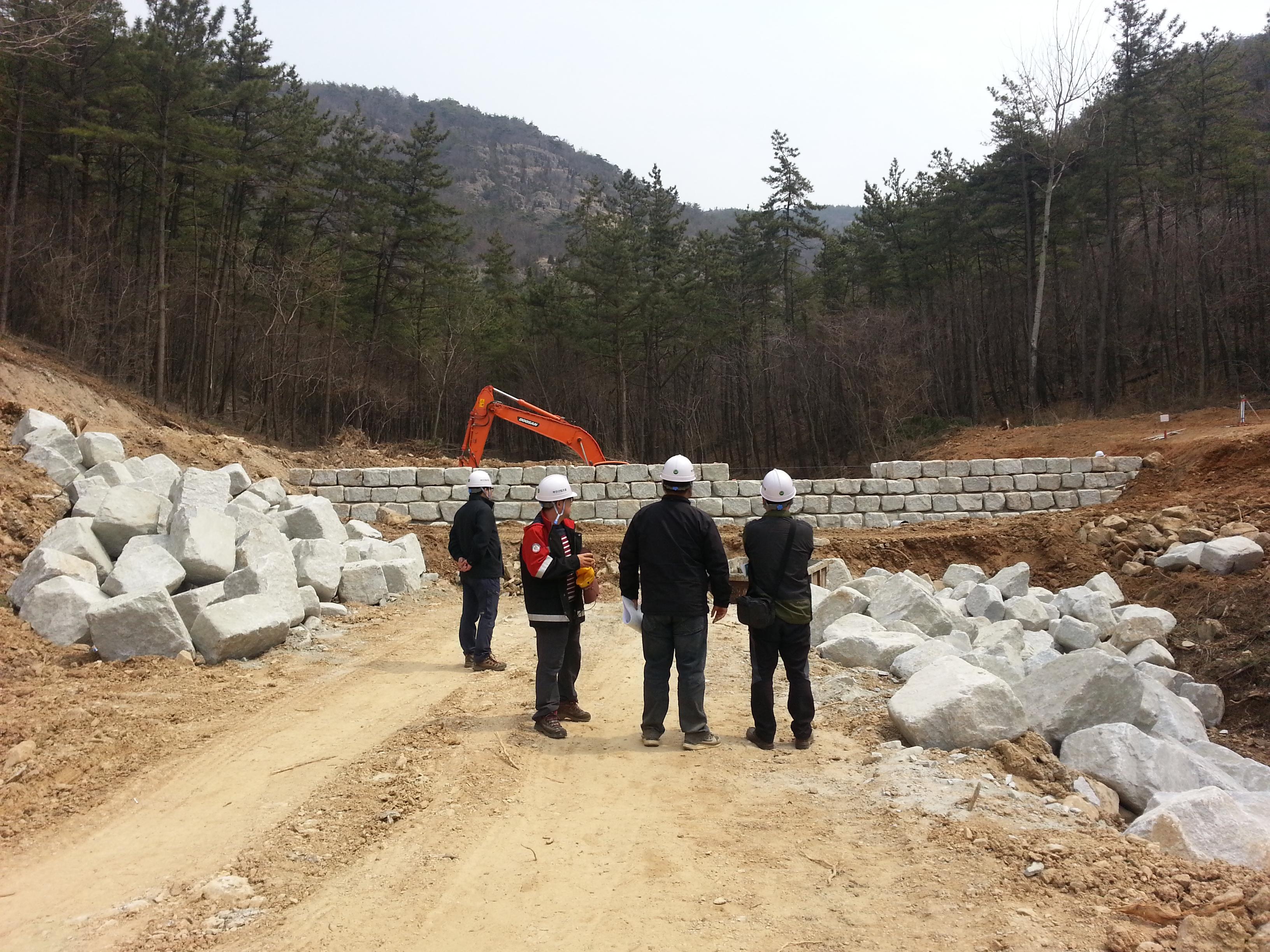 서부지방산림청, 우기 전 재해예방시설 완공에 총력 이미지1