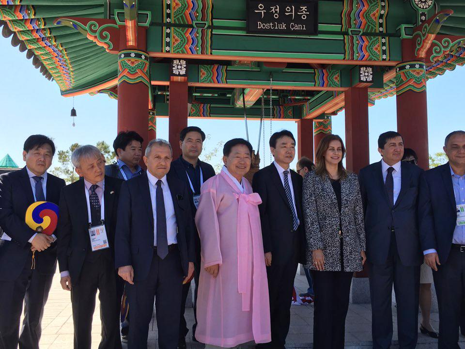 산림청, 형제국 터키에 한국정원 첫 조성 이미지1