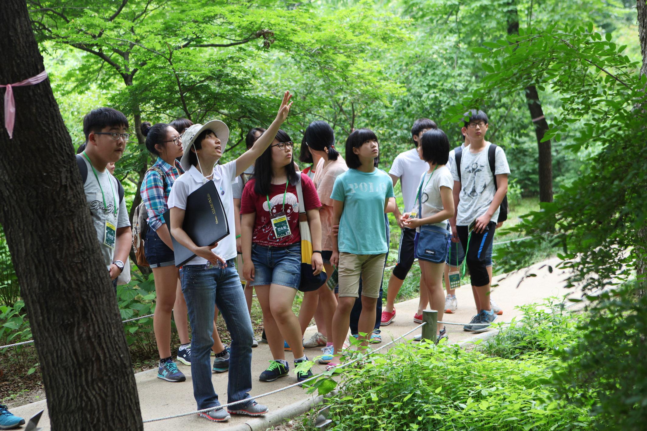 숲 해설 프로그램으로 홍릉숲과 만나세요! 이미지2