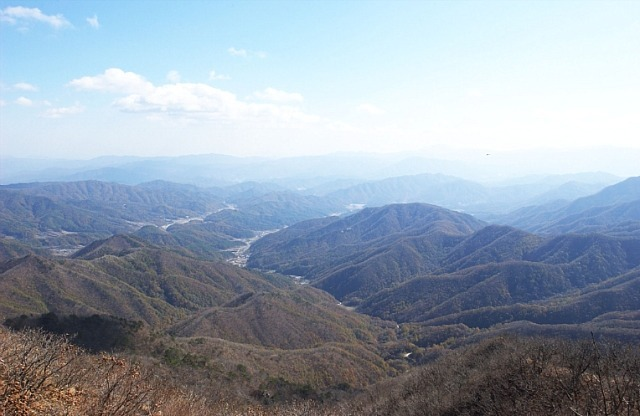 김천 바람재 등 30곳, 백두대간 보호지역으로 지정 이미지1